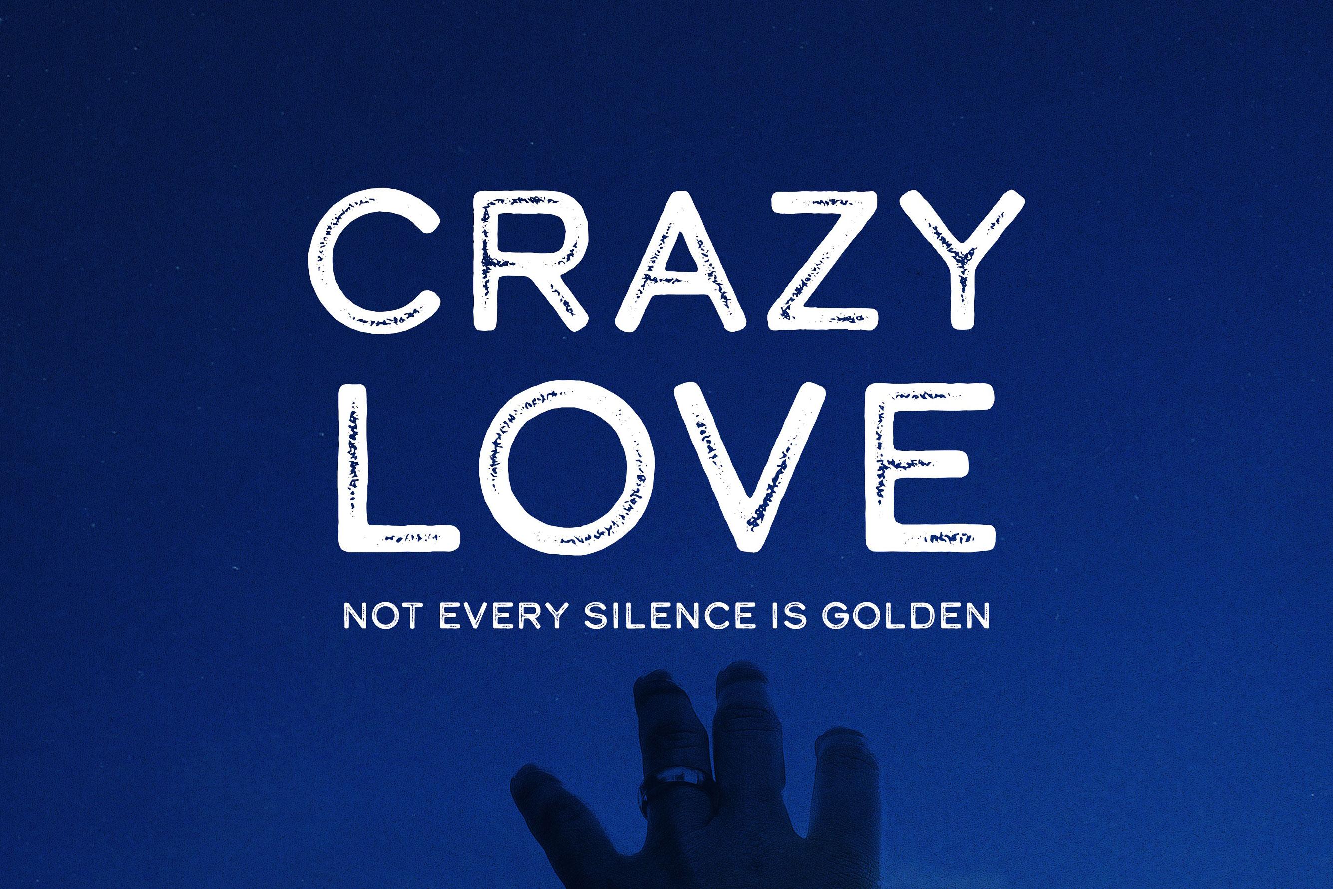 Crazy Love Documentary logo