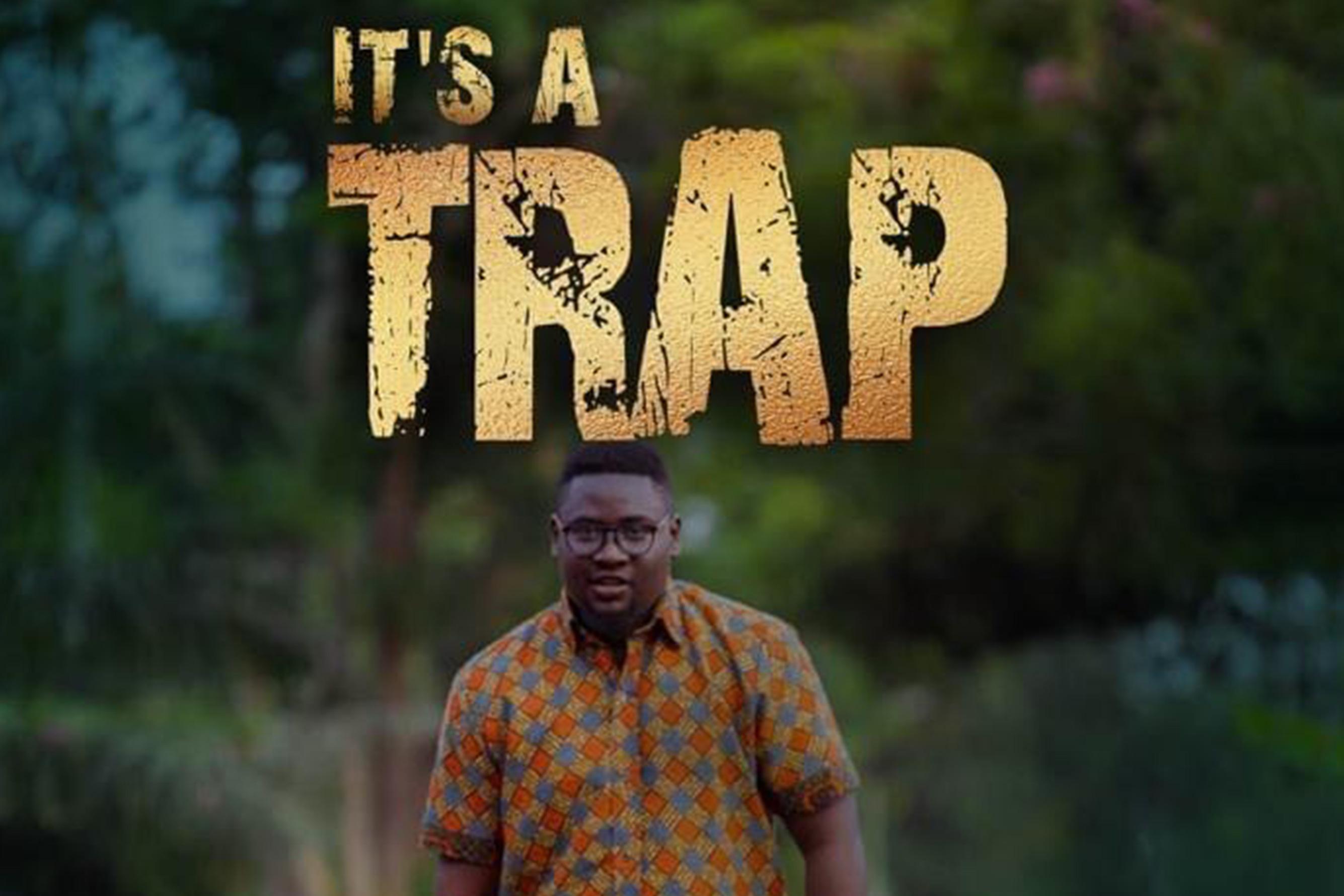 It's A Trap logo