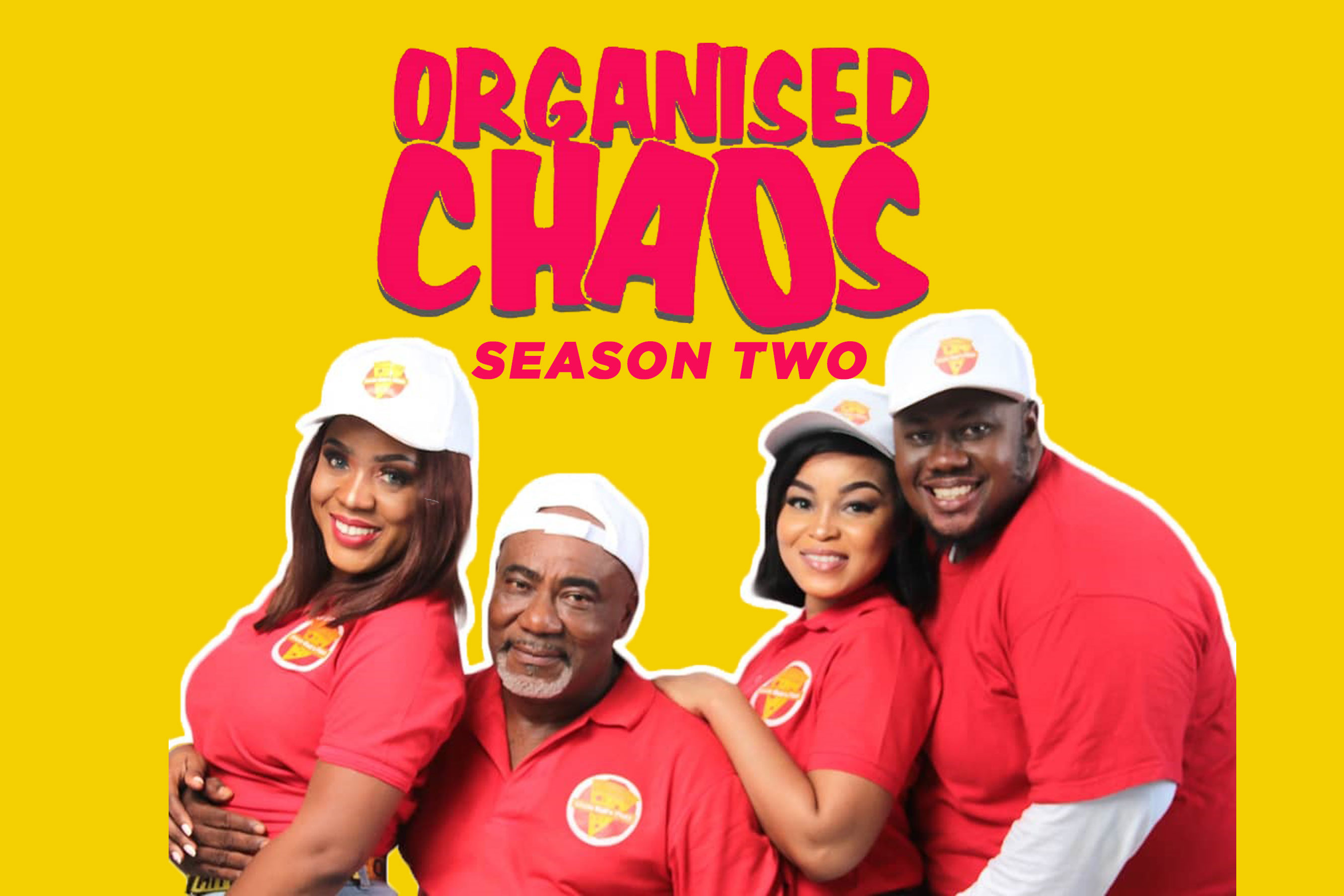 Organised Chaos Season 2 logo