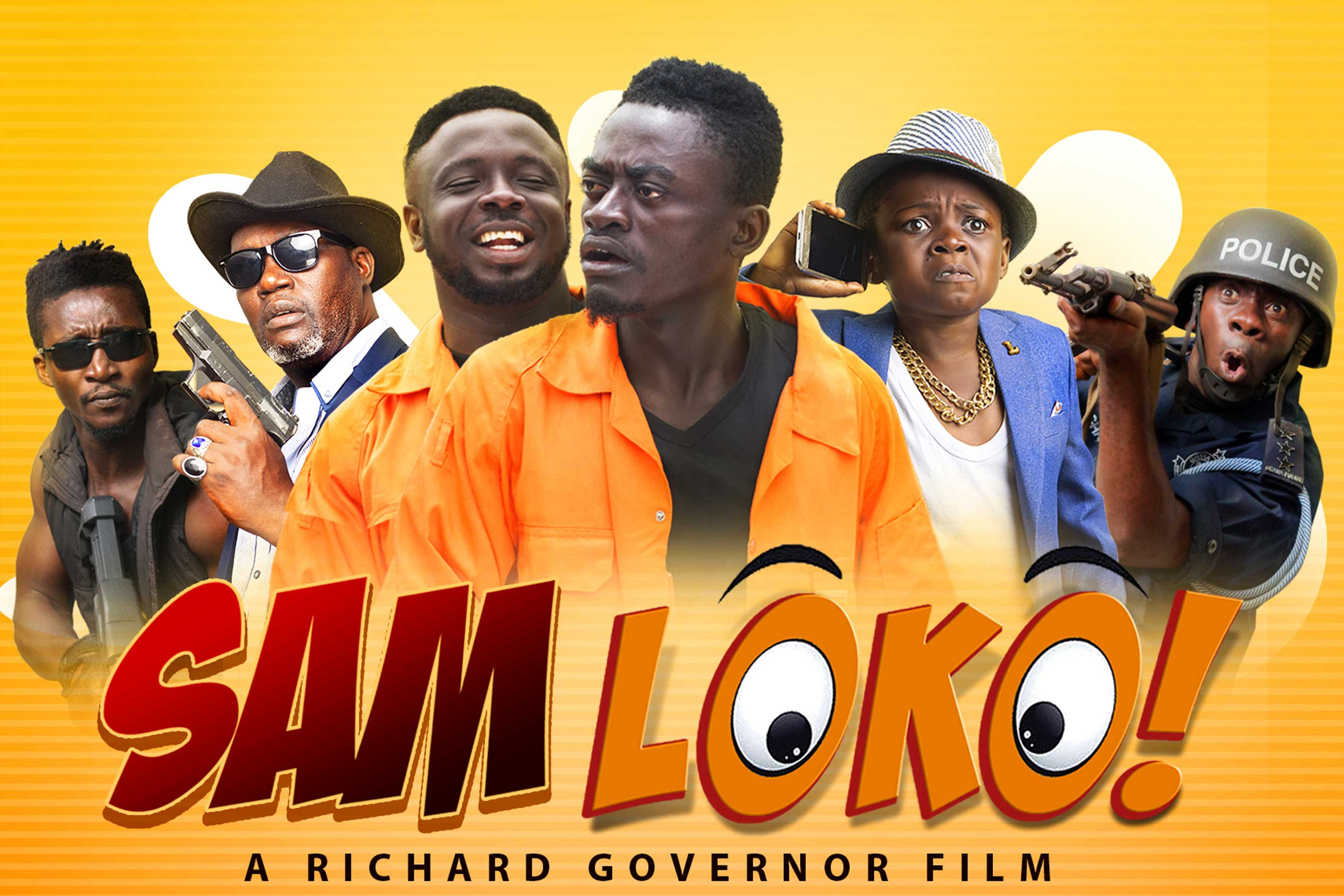 Sam Loko logo