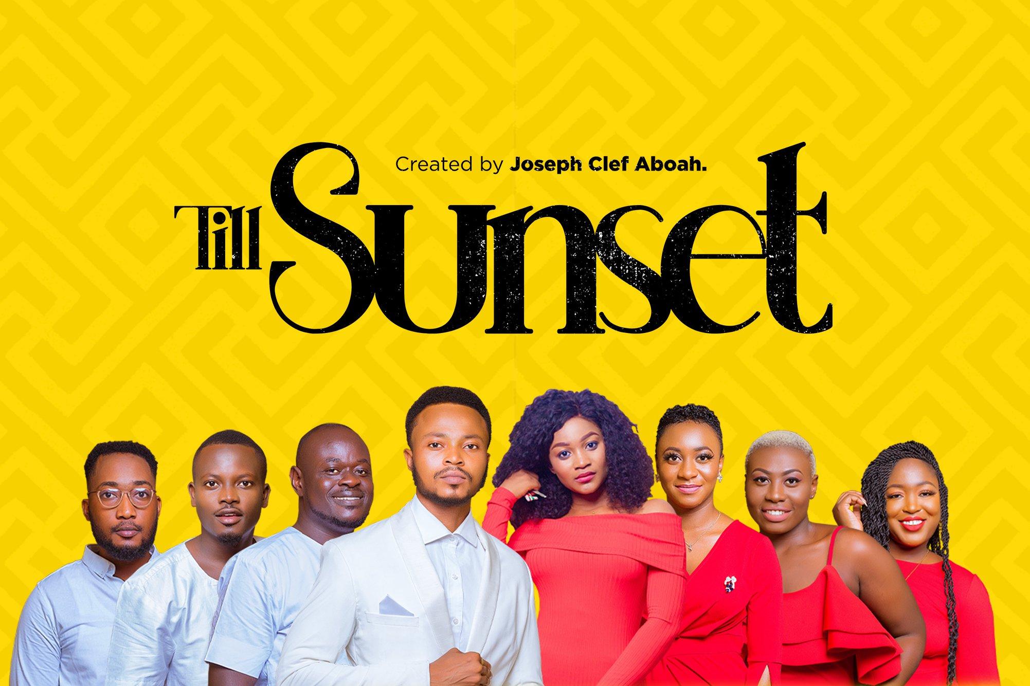 Till SunSet logo